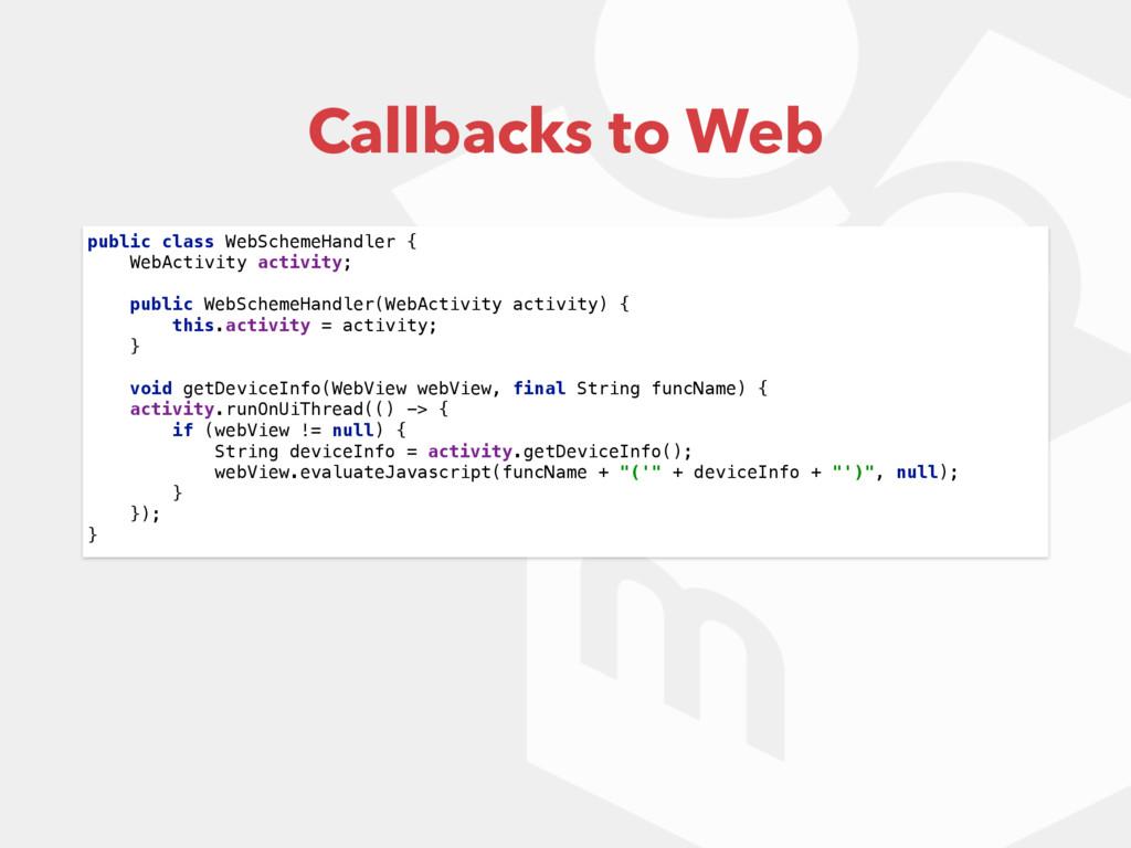 public class WebSchemeHandler { WebActivity act...