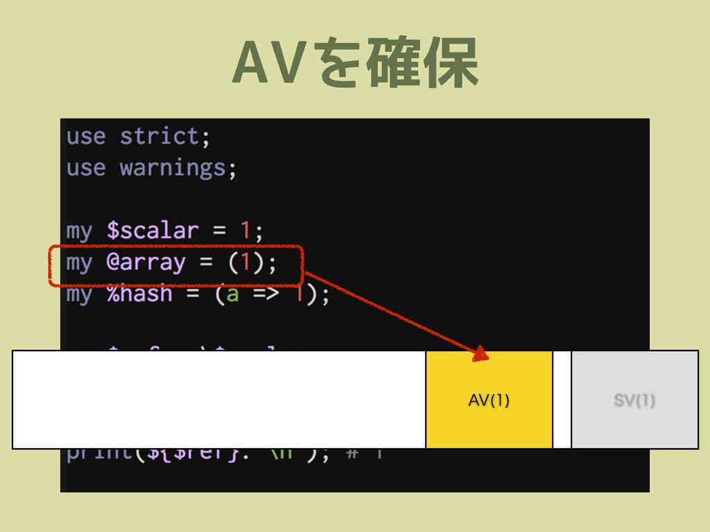 """AVを確保 47   """"7"""