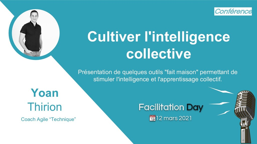 Yoan Thirion Cultiver l'intelligence collective...