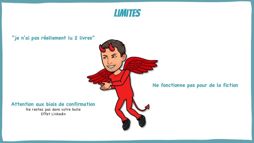 """@yot88 limites """"je n'ai pas réellement lu 2 liv..."""