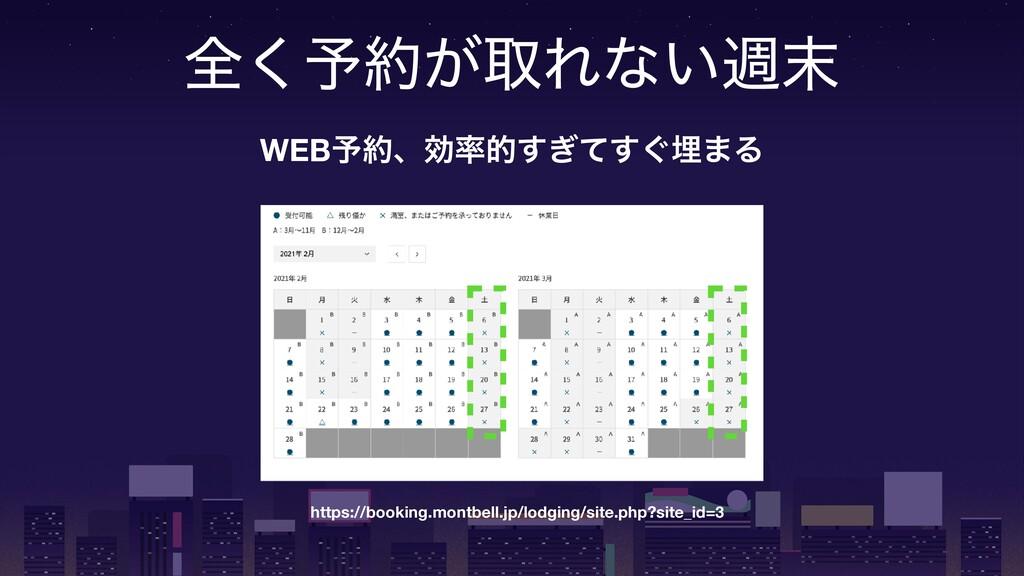 શ͘༧͕औΕͳ͍ि https://booking.montbell.jp/lodging...