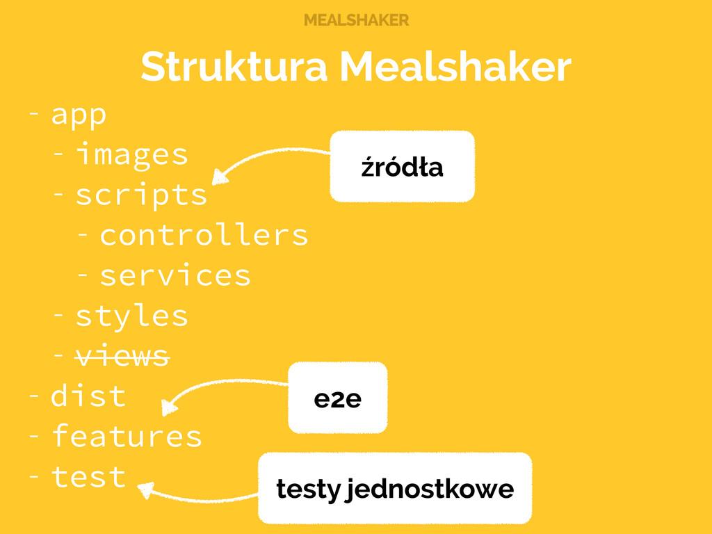 MEALSHAKER Struktura Mealshaker - app - images ...