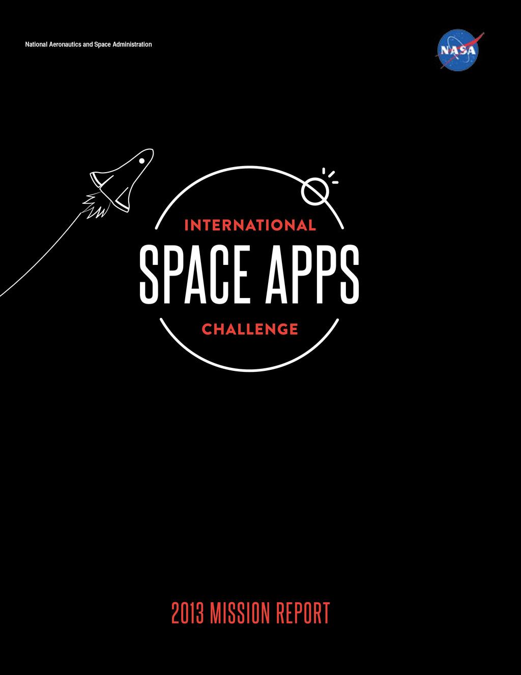 @SpaceApps National Aeronautics and Space Admin...