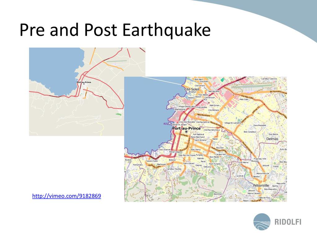 Pre and Post Earthquake http://vimeo.com/9182869