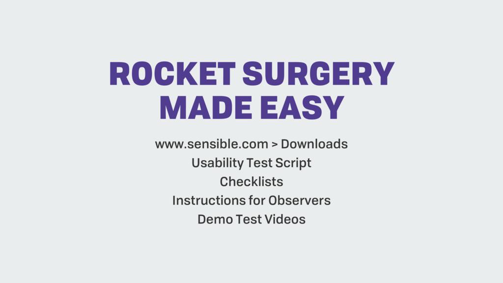 www.sensible.com > Downloads Usability Test Scr...