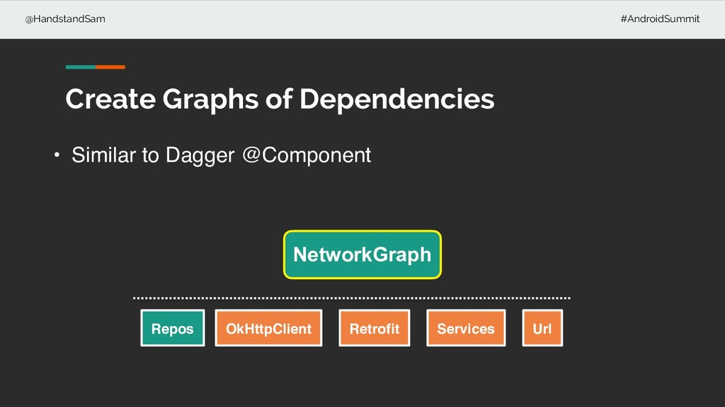 @HandstandSam #AndroidSummit Create Graphs of D...