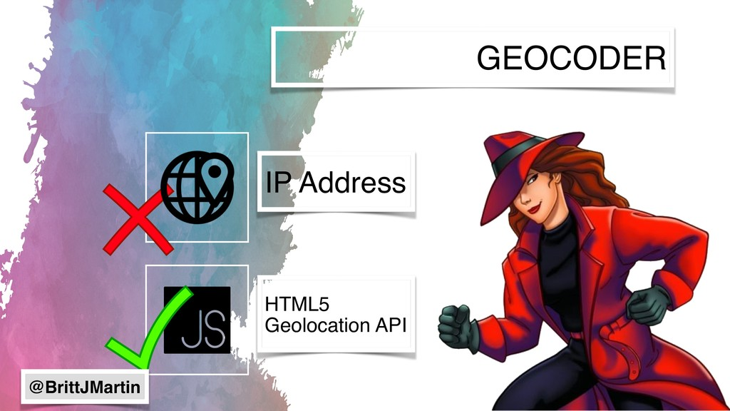 GEOCODER IP Address HTML5 Geolocation API @Brit...