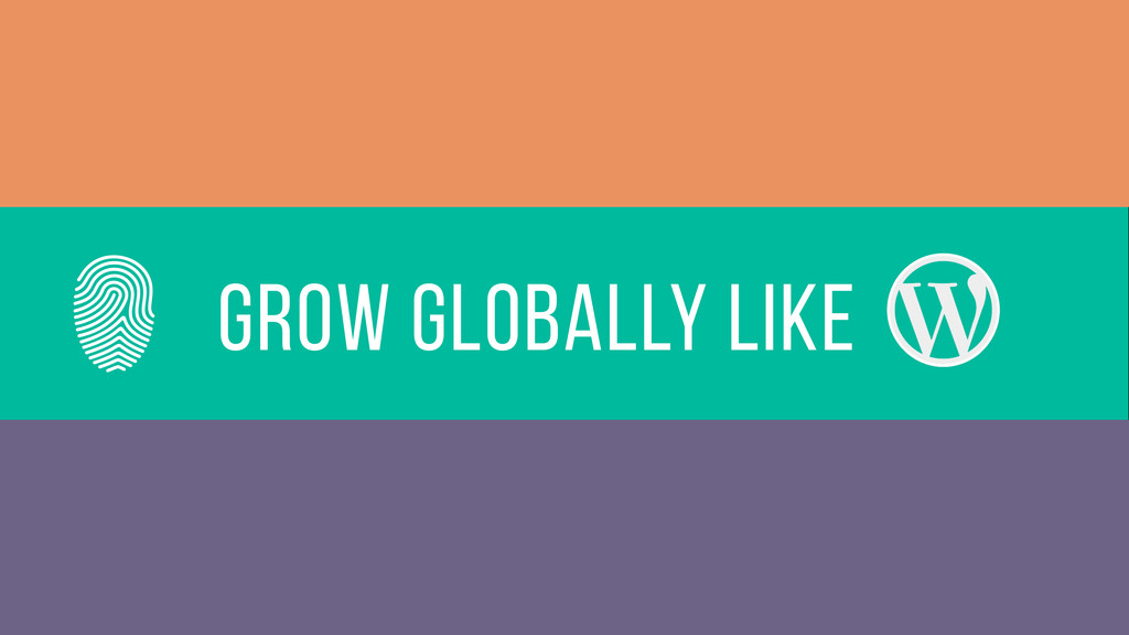 grow globally like