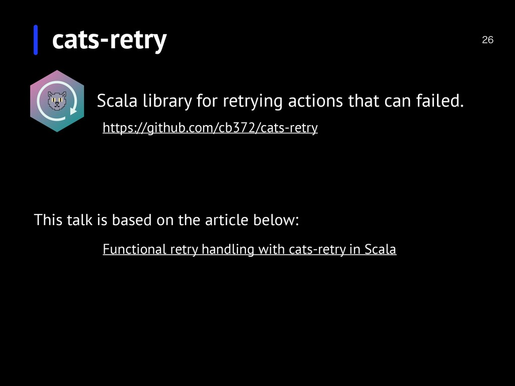 cats-retry  Functional retry handling with ca...