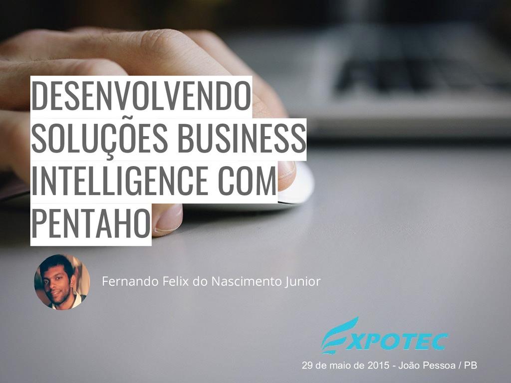 29 de maio de 2015 - João Pessoa / PB Fernando ...