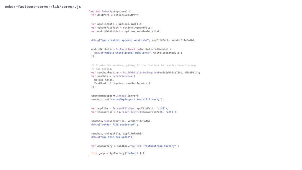 function EmberApp(options) { var distPath = opt...