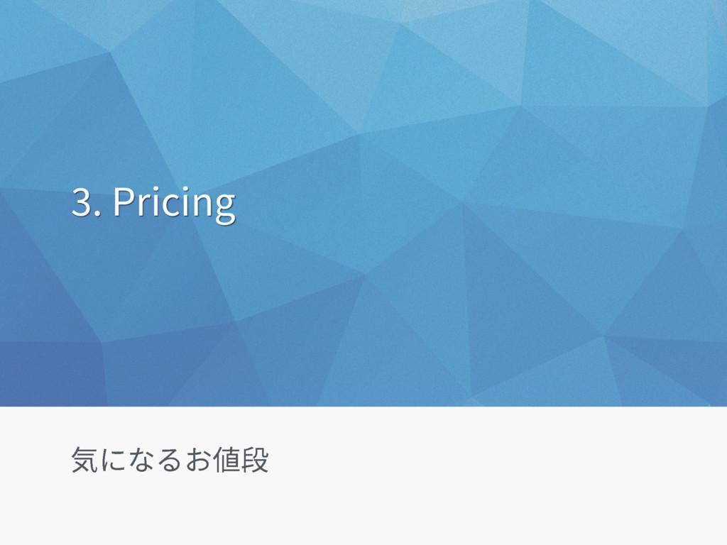 孡חזֶ⦼媮 3. Pricing