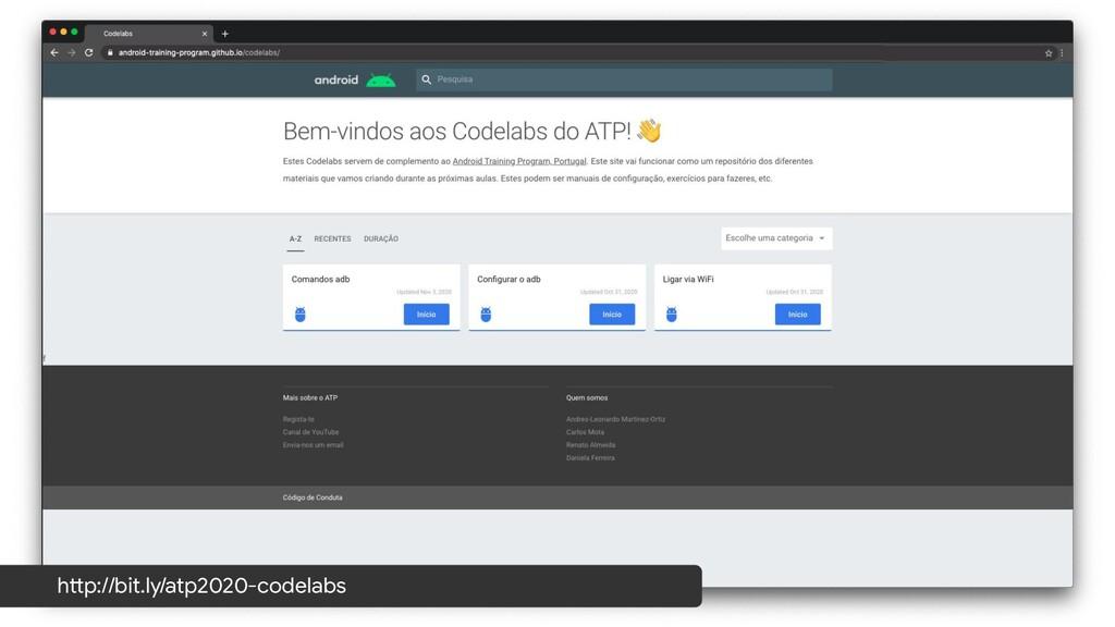 http://bit.ly/atp2020-codelabs