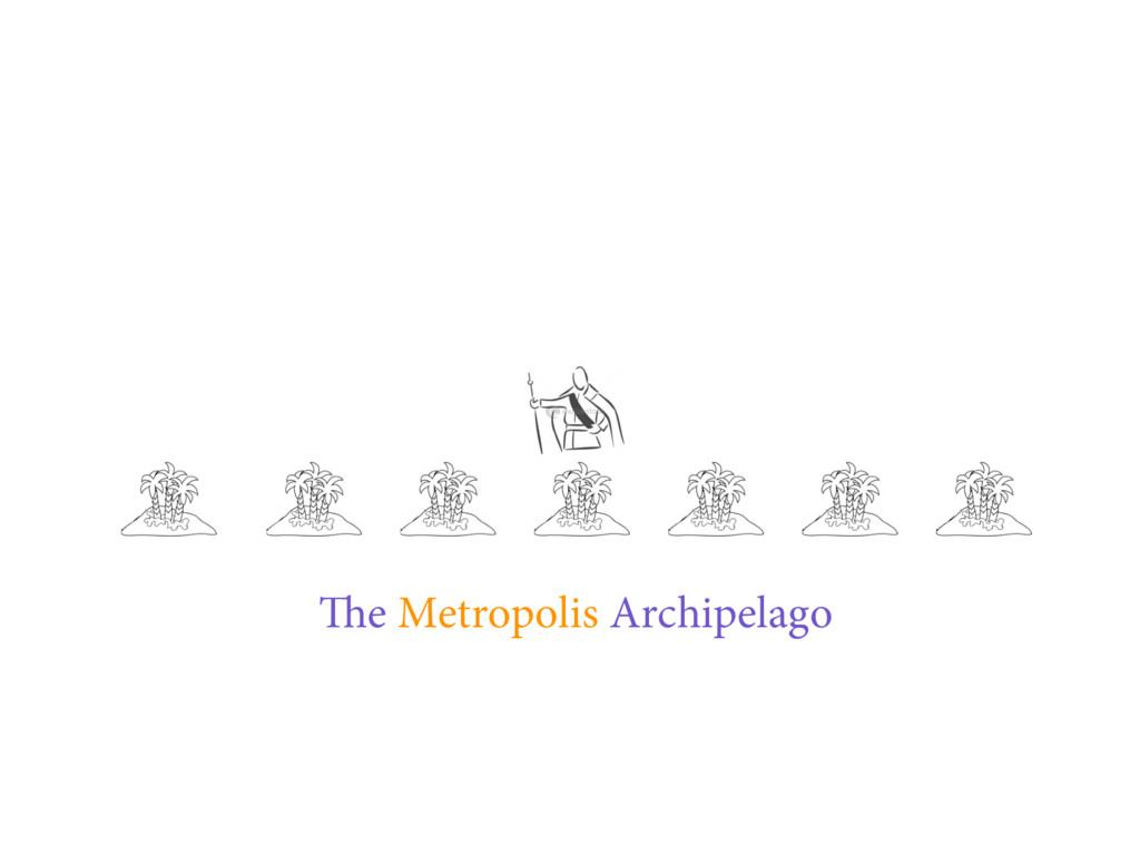 The Metropolis Archipelago