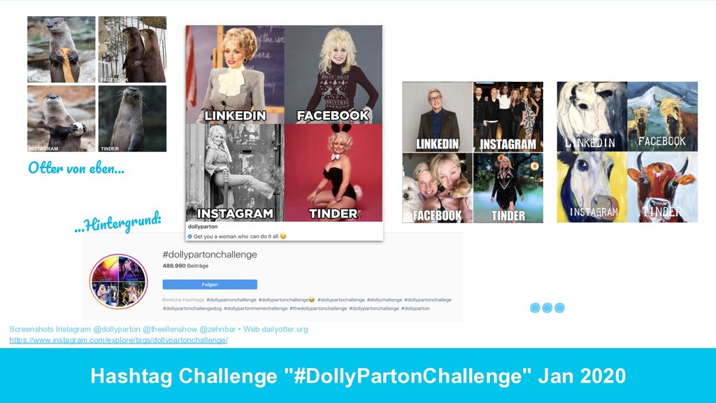 "Hashtag Challenge ""#DollyPartonChallenge"" Jan 2..."