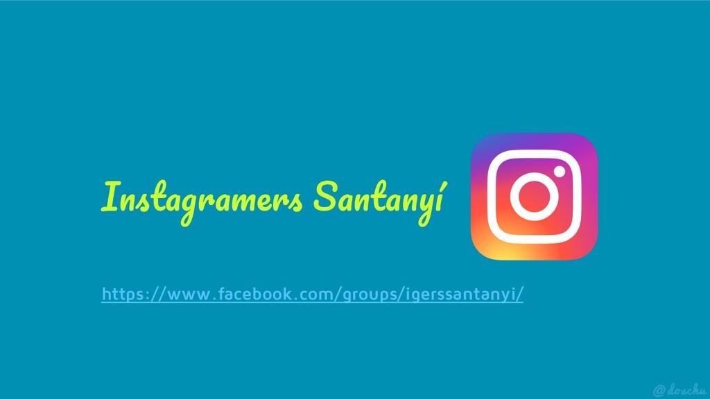 Instagramers Santanyí https://www.facebook.com/...