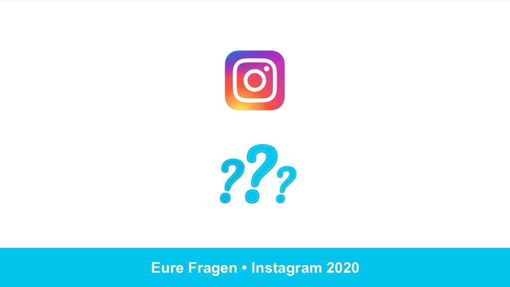 Eure Fragen • Instagram 2020 ???