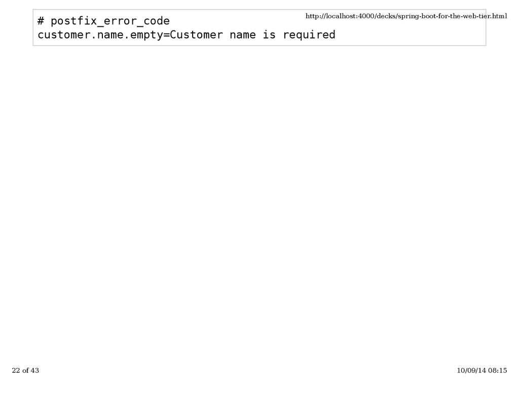 # postfix_error_code customer.name.empty=Custom...
