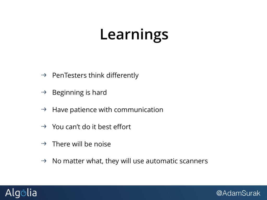 @AdamSurak Learnings PenTesters think differentl...