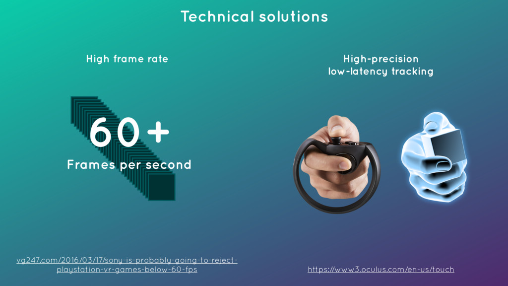High frame rate High-precision low-latency trac...