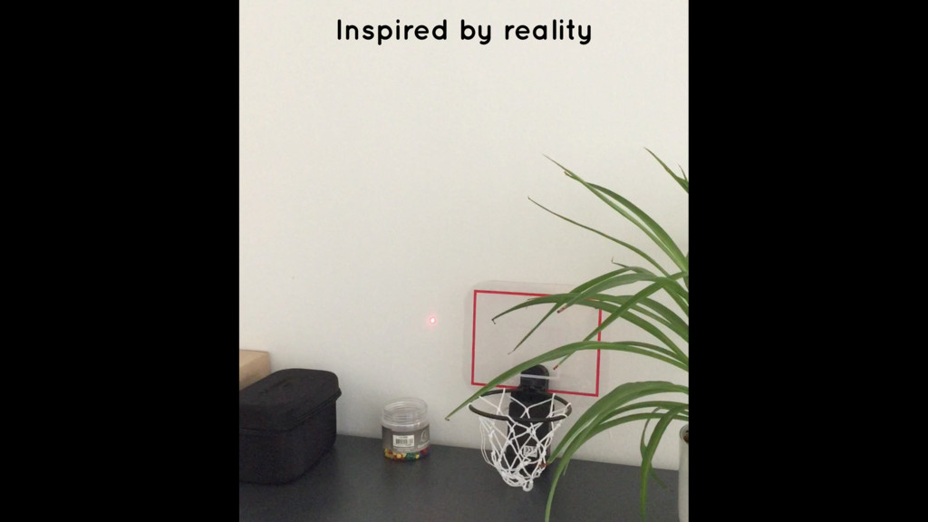 Inspired by reality