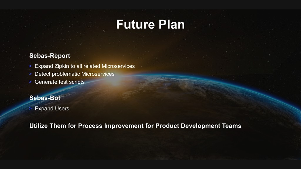Future Plan > Expand Users Sebas-Bot Utilize Th...