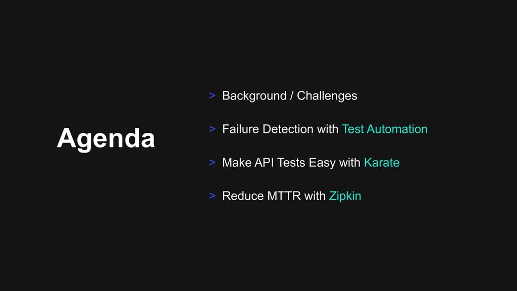 Agenda > Background / Challenges > Failure Det...