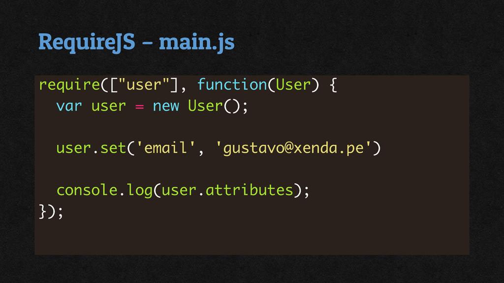 RequireJS – main.js