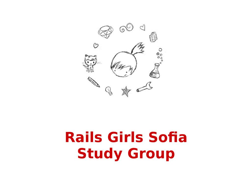 Rails Girls Soa Study Group