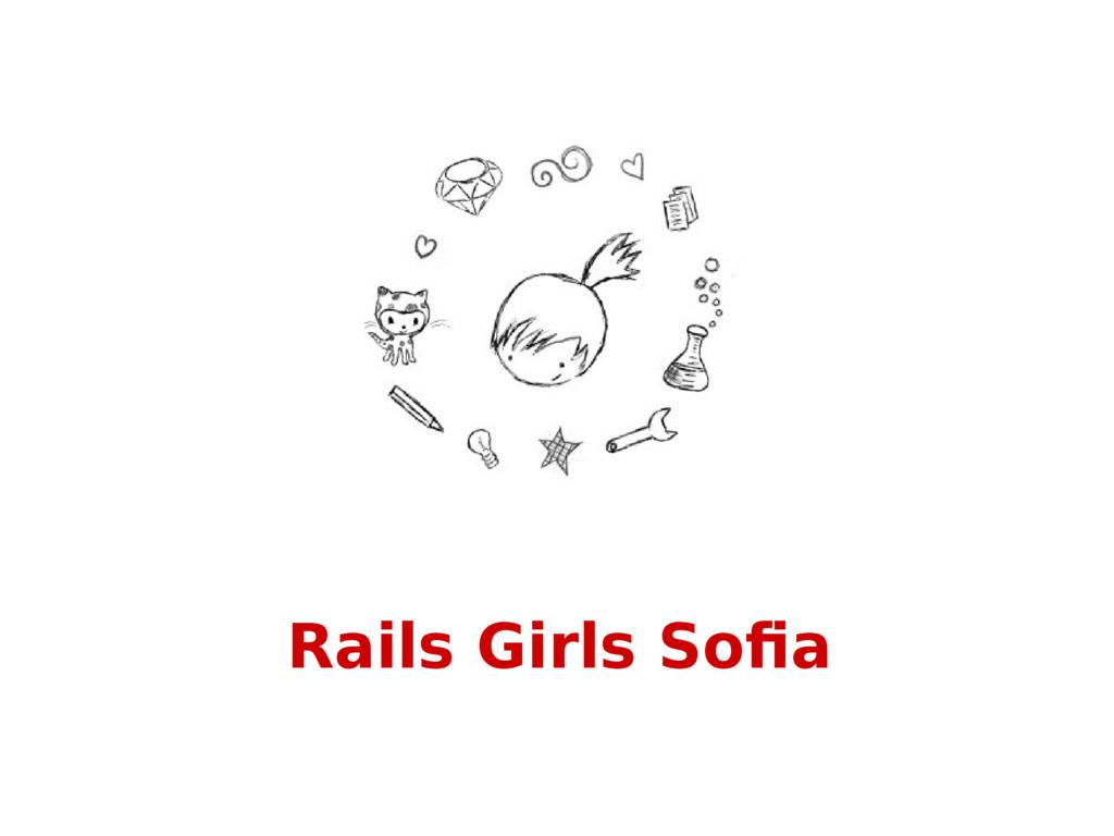 Rails Girls Soa