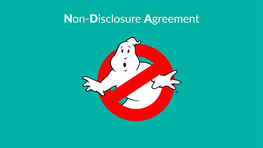 Non#Disclosure+Agreement
