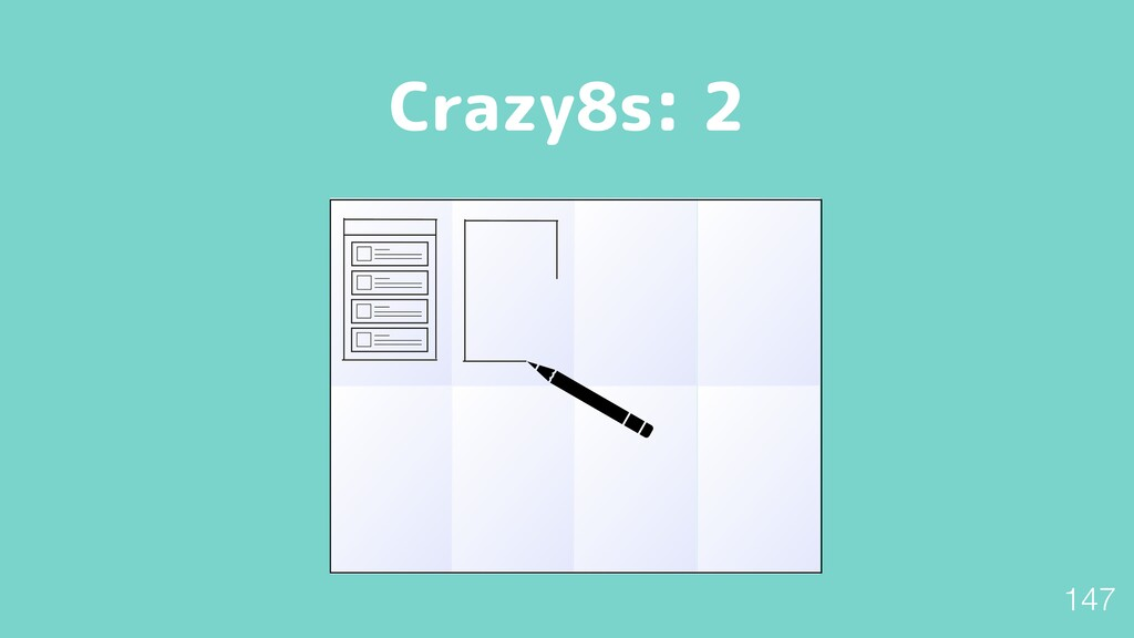 Crazy8s: 2 147