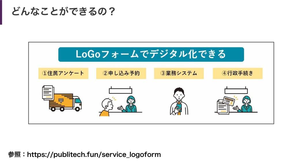 参照:https://publitech.fun/service_logoform どんなこと...