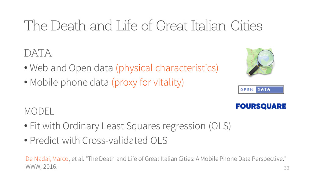The Death and Life of Great Italian Cities 33 D...