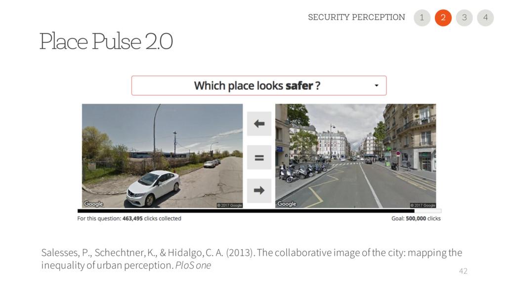 Place Pulse 2.0 42 1 SECURITY PERCEPTION 4 Sale...