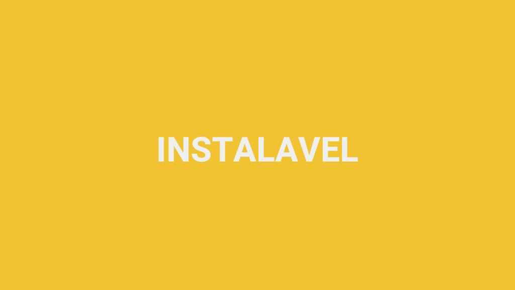 INSTALAVEL