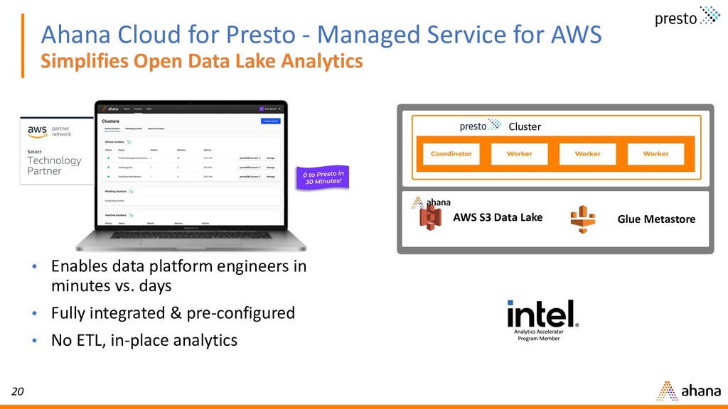 20 Ahana Cloud for Presto - Managed Service for...