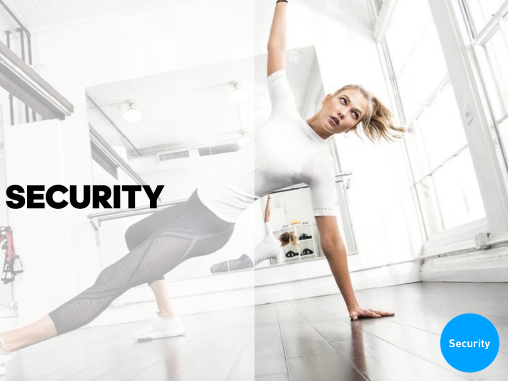 SECURITY Security