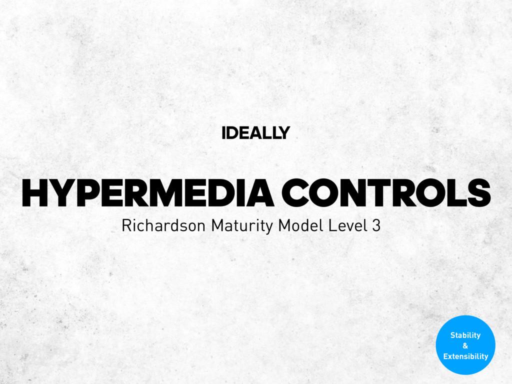 HYPERMEDIACONTROLS IDEALL Y Richardson Maturit...