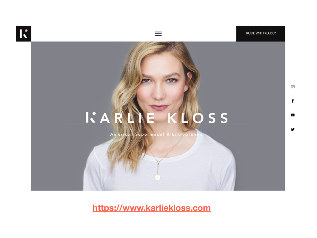 https://www.karliekloss.com