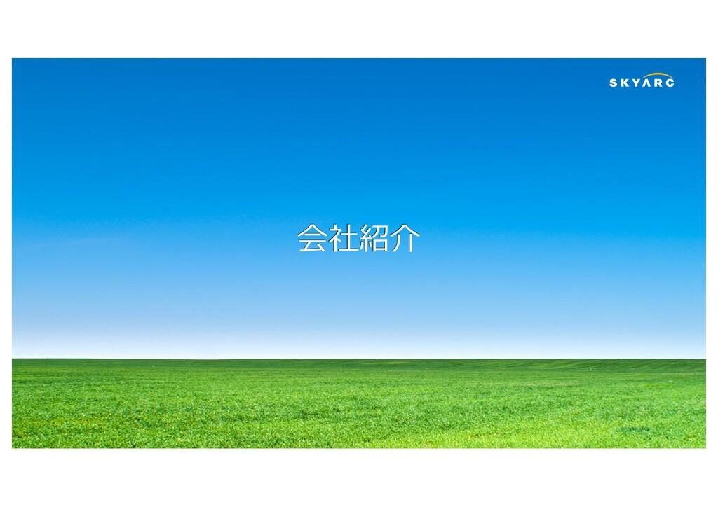 Copyright (C) SKYARC Co., Ltd. 4 会社紹介