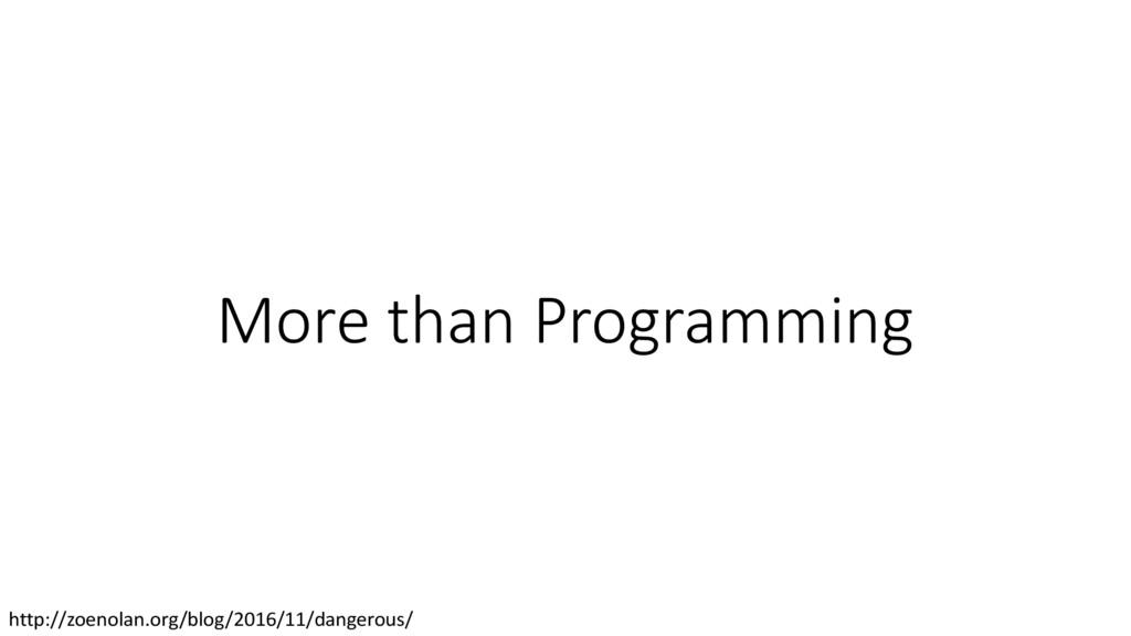 More than Programming http://zoenolan.org/blog/...