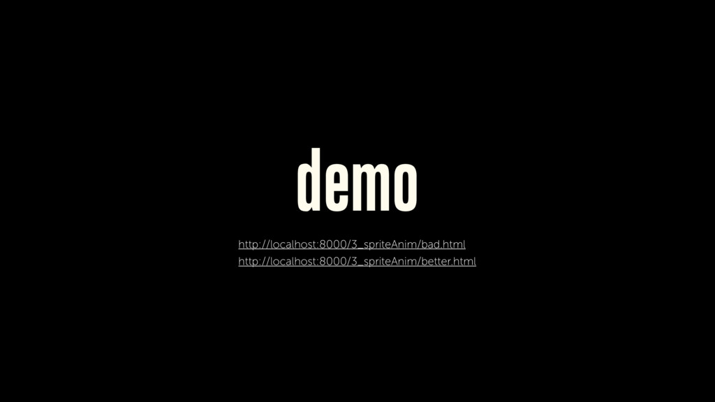 demo 34 http://localhost:8000/3_spriteAnim/bad....