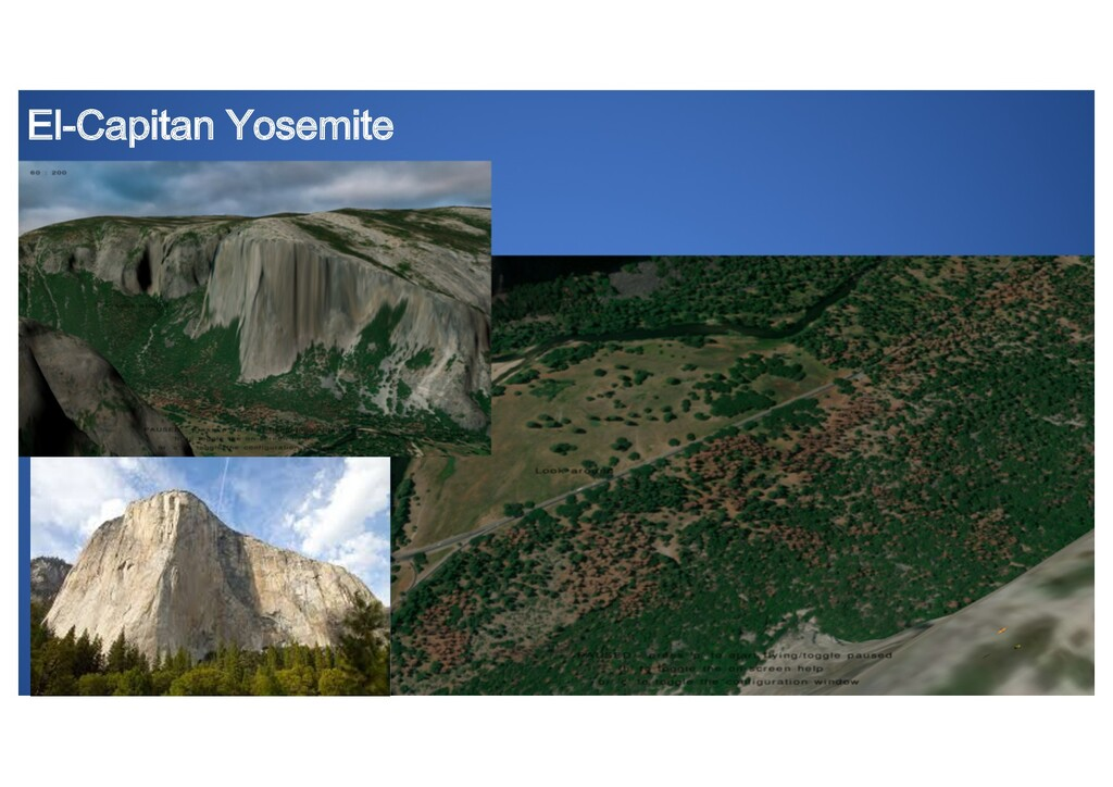El-Capitan Yosemite