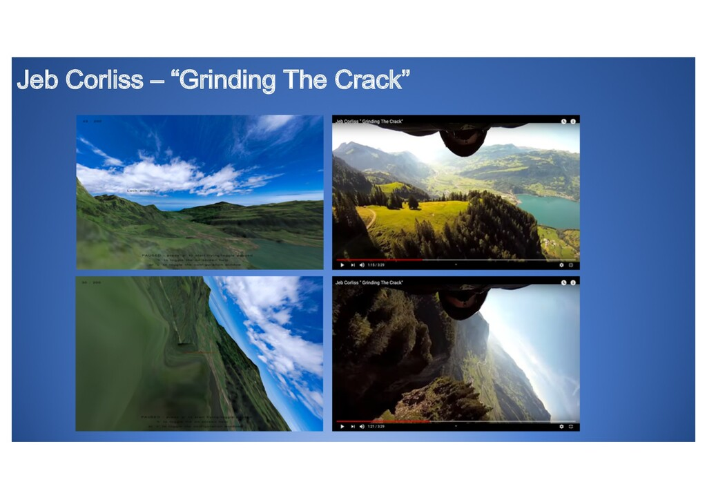 """Jeb Corliss – """"Grinding The Crack"""""""