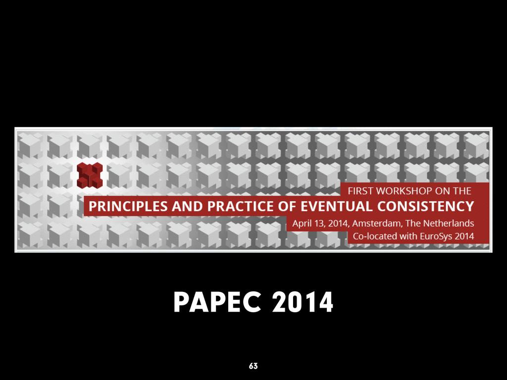 63 PAPEC 2014