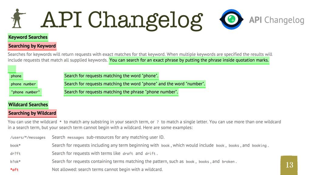 b @hpoom API Changelog 13