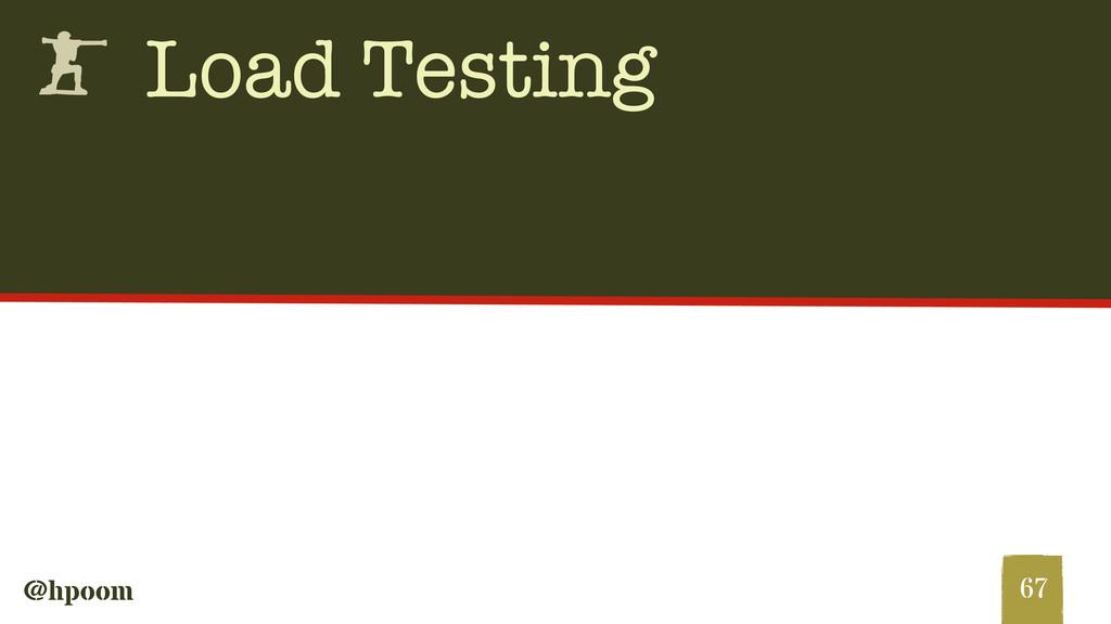 @hpoom h Load Testing 67