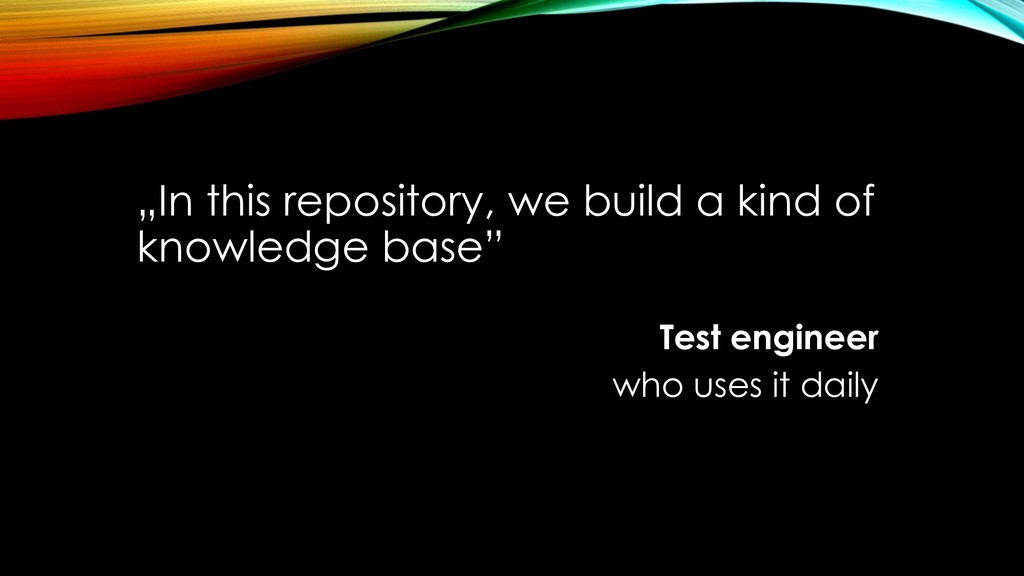 """""""In this repository, we build a kind of knowled..."""