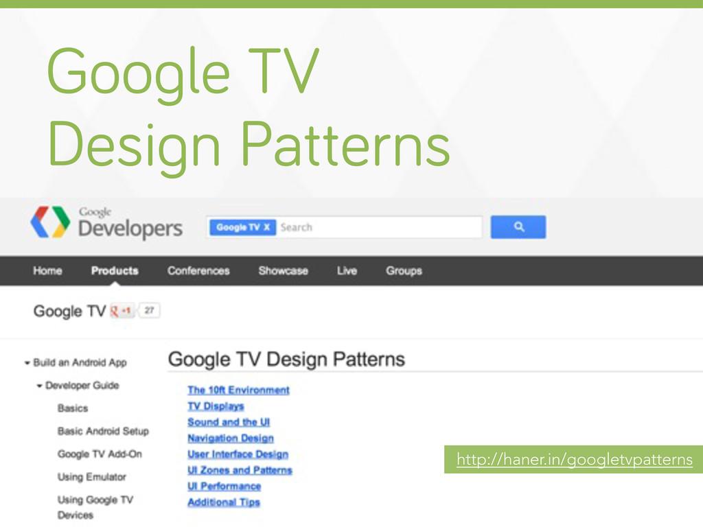 Goo le TV Desi n Patterns http://haner.in/googl...